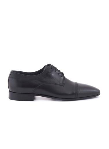 %100 Deri Bağcıklı Ayakkabı-Kemal Tanca